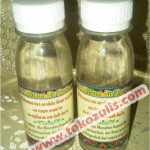 Air Zam-Zam Botol Kecil Isi 65 ml