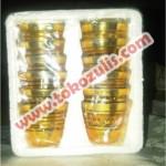 Gelas Air Zam-Zam Keramik