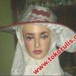 Topi Haji Umroh dan Kerudung