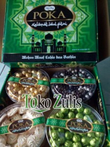 Grosir Cokelat Lebaran Bandung