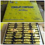 Coklat Compound Rice Crispy